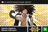 Danganronpa V3 Bonus Mode Card Yasuhiro Hagakure S ENG