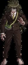 Danganronpa V3 Gonta Gokuhara Fullbody Sprite (13)