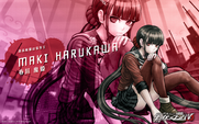 Digital MonoMono Machine Maki Harukawa PC wallpaper