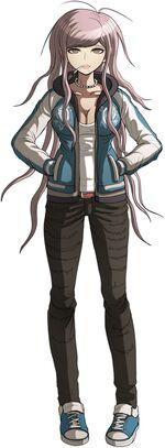 Hiroko Hagakure Full Body Sprite (1)