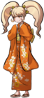 Danganronpa 2 Hiyoko Saionji Fullbody Sprite (PSP) (12)