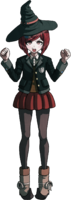 Danganronpa V3 Himiko Yumeno Fullbody Sprite (8)