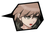 Makoto Naegi Assets Speech Bubble 01