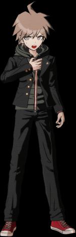 Danganronpa 1 Demo Makoto Naegi 02