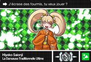 Danganronpa V3 Bonus Mode Card Hiyoko Saionji N FR