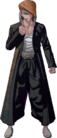 Danganronpa 1 Mondo Owada Fullbody Sprite (PSP) (17)