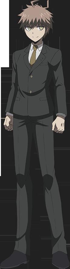 Danganronpa 3 - Fullbody Profile - Makoto Naegi