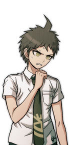 Danganronpa V3 Hajime Hinata Bonus Mode Sprites 14