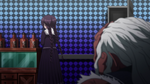 Danganronpa the Animation (Episode 09) - Sakura's Injuries Discussion (60)