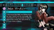Maki Harukawa Report Card Page 4 (For Shuichi)