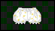 DR1 Present 114 Chihiro's Undergarments (Complete Sprite)