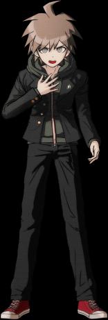 Danganronpa 1 Demo Makoto Naegi 09