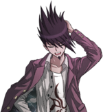 Danganronpa V3 Bonus Mode Kaito Momota Sprite (Redrawn) (4)