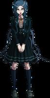 Danganronpa V3 Tsumugi Shirogane Fullbody Sprite (2)
