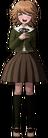 Danganronpa 1 Chihiro Fujisaki Fullbody Sprite (PSP) (12)