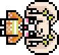 Danganronpa 2 Island Mode Hiyoko Saionji Pixel Icon (12)