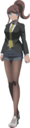 Danganronpa 3 - Fullbody Profile - Aoi Asahina