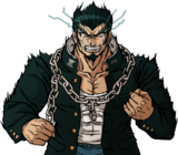 Danganronpa V3 Bonus Mode Nekomaru Nidai Sprite (12)
