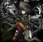 Argument Armament - Maki Harukawa (2)