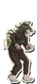 Danganronpa V3 Gonta Gokuhara Death Road of Despair Sprite 03