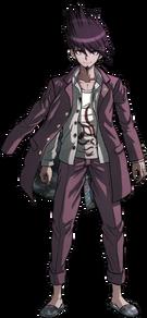Danganronpa V3 Kaito Momota Fullbody Sprite (1)