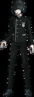 Danganronpa V3 Shuichi Saihara Fullbody Sprite (Hat) (10)