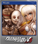 Danganronpa V3 Steam Foil Trading Card (2)
