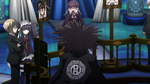 Danganronpa the Animation (Episode 07) - Discussion if Yasuhiro is the culprit (25)