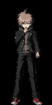 Makoto Naegi Fullbody Sprite 12