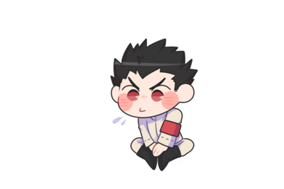FANART Chibi Ishimaru by Tamatanz on Tumblr (2)