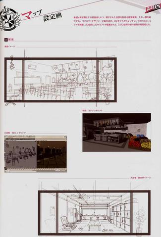File:Danganronpa Visual Fanbook Set Design (01).png