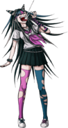 Ibuki Mioda Fullbody Sprite (22)