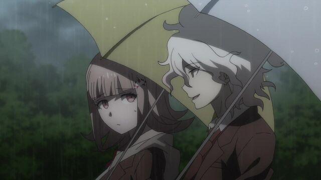 File:Komaeda and Nanami walk together.jpg