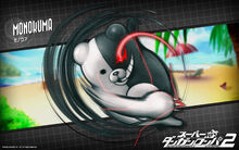 Web MonoMono Machine DR2 Monokuma Wallpaper 1920x1200