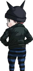 Danganronpa V3 Ryoma Hoshi Halfbody Sprite (19)