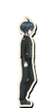 Danganronpa V3 Shuichi Saihara Death Road of Despair Sprite 01