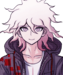 Nagito Komaeda Report Card Profile
