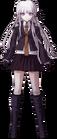 Danganronpa 1 Kyoko Kirigiri Fullbody Sprite (PSP) (1)