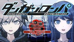 Danganronpa 1 Trial Version