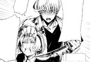 Danganronpa Gaiden KK Chap 10 Shuji attacks Misaki