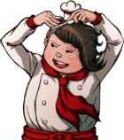 Danganronpa V3 Bonus Mode Teruteru Hanamura Sprite (4)