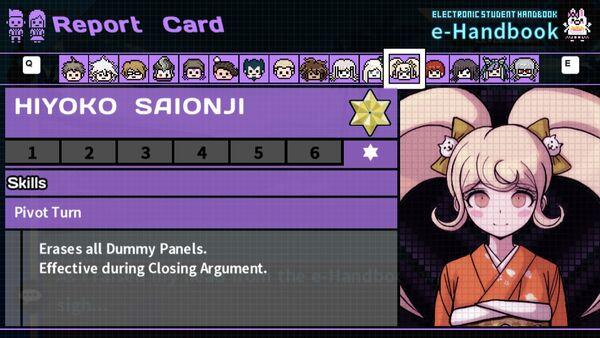 Hiyoko Saionji's Report Card Page 7