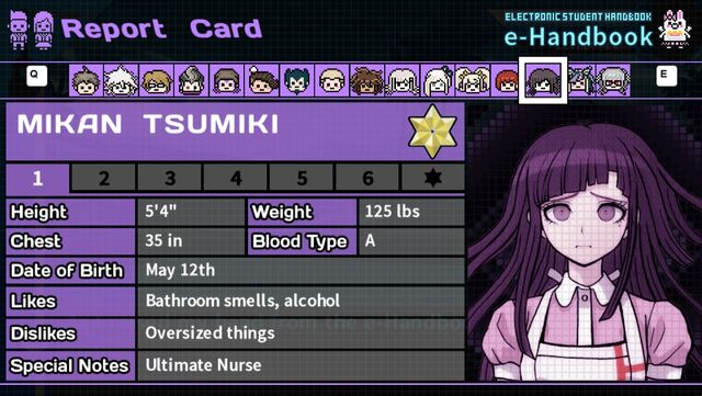 File:Mikan Tsumiki's Report Card Page 1.jpeg