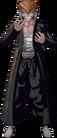 Danganronpa 1 Mondo Owada Fullbody Sprite (PSP) (9)