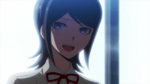 Despair Arc Episode 6 - Mukuro getting flustered
