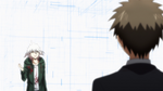 Danganronpa 2.5 - (OVA) Nagito regaining his memories (12)