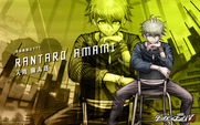 Digital MonoMono Machine Rantaro Amami PC wallpaper