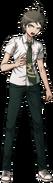 Hajime Hinata Fullbody Sprite 08