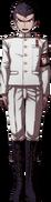 Kiyotaka Ishimaru Fullbody Sprite (2)