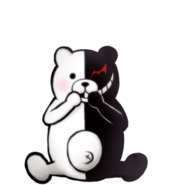 Danganronpa 1 The Demo Monokuma Fullbody 03
